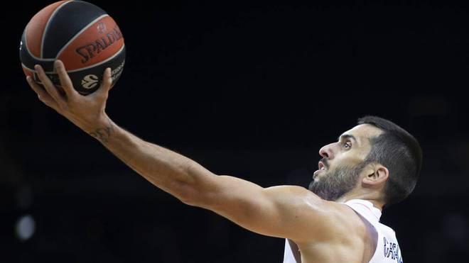 Facundo Campazzo spielte vor seinem NBA-WEchsel seit 2014 für Real Madrid