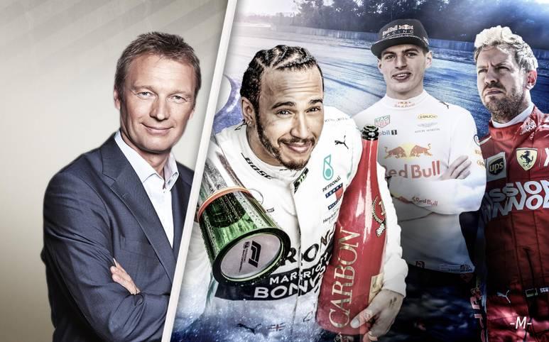 Die 70. Saison in der Formel 1 brachte viele spektakuläre Rennen, den einen oder anderen heftigen Zwist und einen alles überstrahlenden Weltmeister hervor. SPORT1-Kolumnist Peter Kohl nennt in seiner umfassenden Analyse Gewinner und Verlierer der Saison. Er blickt dabei auch auf die Fahrer und Teams, die bei der täglichen Berichterstattung im Schatten von Mercedes, Ferrari und Red Bull standen