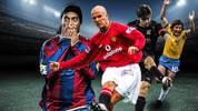 Ronaldinho, Beckham