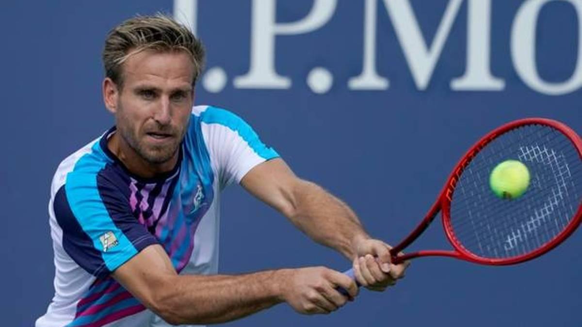 Peter Gojowczyk steht im Achtelfinale der US Open