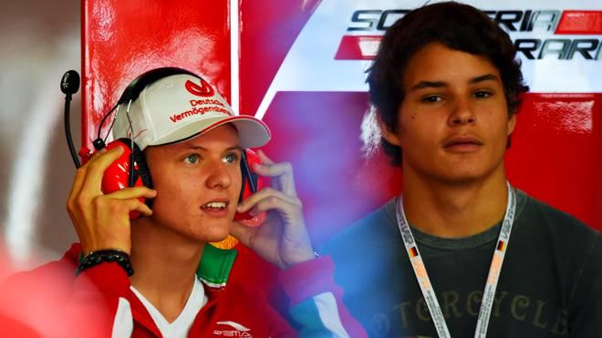 Mick Schumacher darf bald seine ersten Formel-1-Testfahrten für Ferrari absolvieren