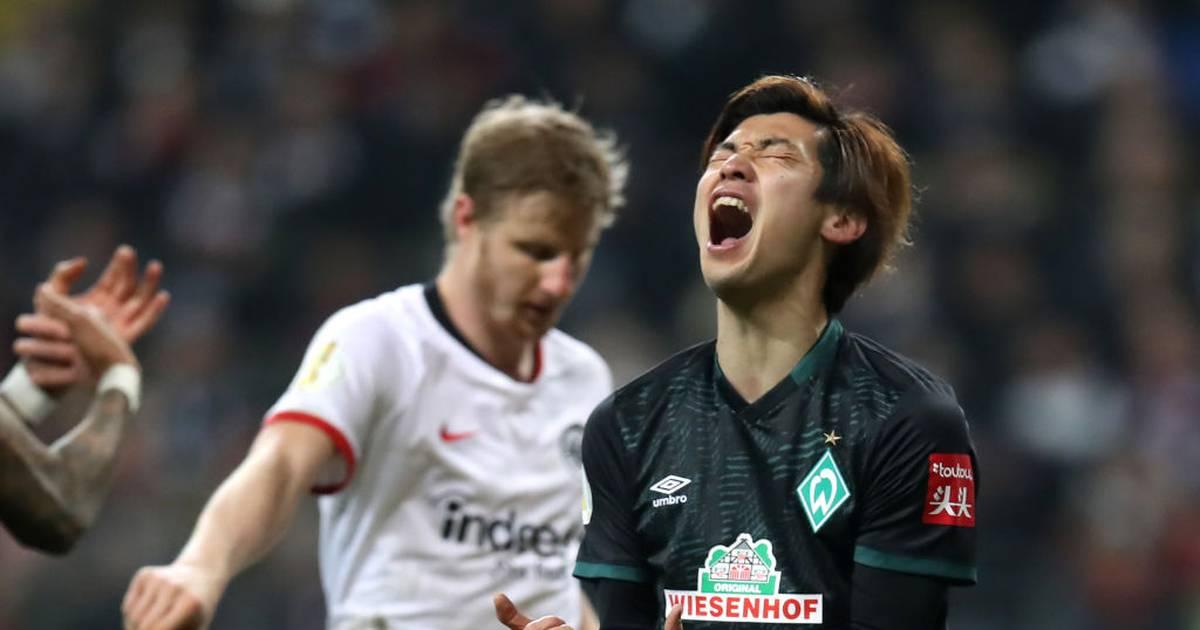 Bundesliga: Werder Bremen - Eintracht Frankfurt live im TV, Stream, Ticker