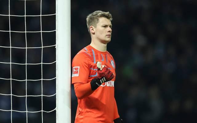 Alexander Nübel wird im Sommer zum FC Bayern wechseln