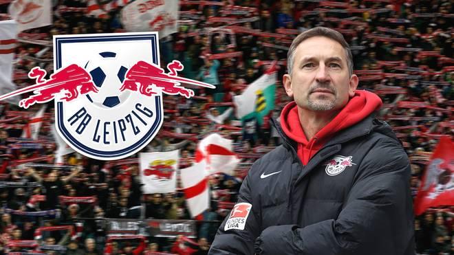 Achim Beierlorzer ist seit Februar 2015 Trainer bei RB Leipzig