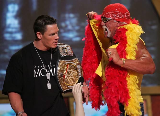 War es Hulk Hogan, John Cena, The Rock - oder ein anderer? SPORT1 blickt nach dem Tod des langjährigen Titelträgers Pedro Morales zurück auf die wichtigsten WWE-Champions in der Geschichte der Showkampf-Liga - und stellt ein Ranking der 25 Besten auf
