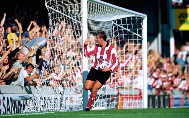 Matt Le Tissier spielte in seiner Profi-Karriere nur für den FC Southampton - und erzielte dort 162 Liga-Tore