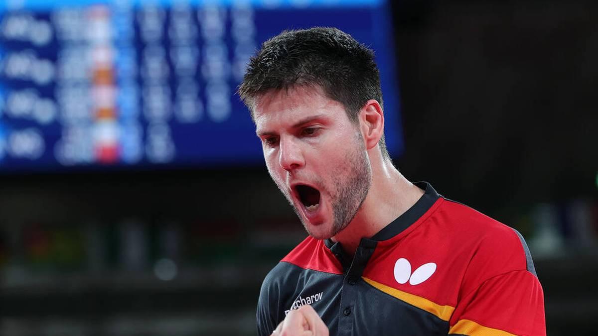 Dimitrij Ovtcharov zieht ins Finale ein