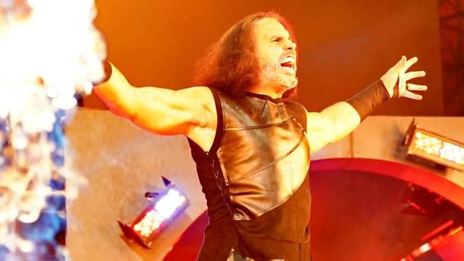 Matt Hardy wechselte im März 2020 von WWE zu AEW