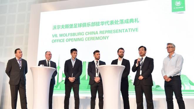 Peking Büro VfL Wolfsburg