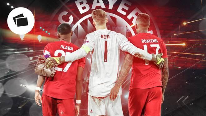 Wie geht es für David Alaba, Manuel Neuer und Jerome Boateng beim FC Bayern weiter?