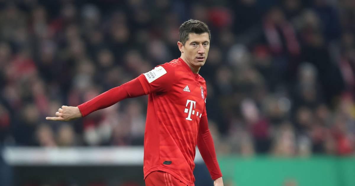 FC Bayern: Robert Lewandowski wollte zu Manchester United wechseln