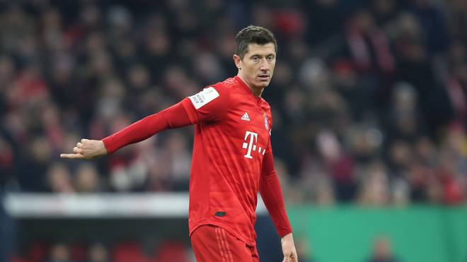 Robert Lewandowski steht seit 2014 beim FC Bayern unter Vertrag
