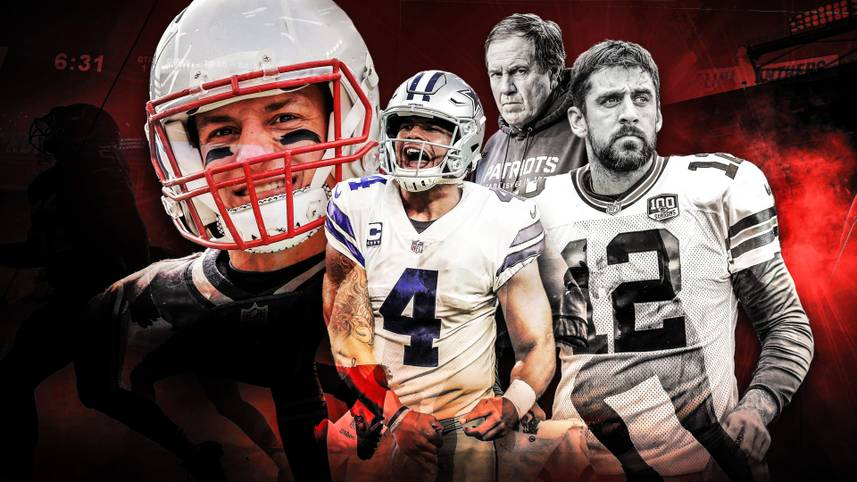Superstar Gronkowski zu Brady nach Tampa, einige Steals im Draft und so manche Franchise sorgt nur für Kopfschütteln - wie stark sind die NFL-Team jetzt, da der Kader nach der Talentziehung schon fast fertig ist? SPORT1 macht das Powerranking