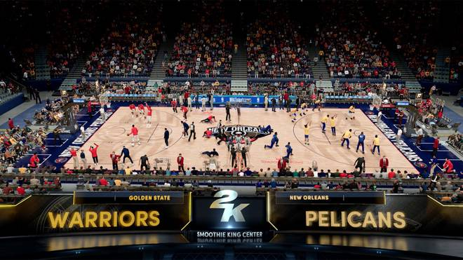 NBA 2K21 soll auf den Next-Gen-Konsolen näher am realen Basketball dran sein als jemals zuvor