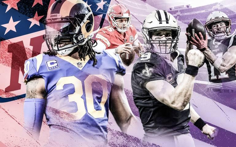 Es ist Crunchtime in der NFL. Die Playoffs steuern mit der Divisional Round langsam aber sicher auf ihren Höhepunkt zu. Nur noch acht Franchises kämpfen um den Super Bowl. Wie stehen die Chancen in den einzelnen Duellen? SPORT1 macht den Playoff-Check