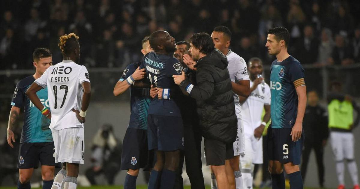 Rassismus-Skandal in Portugal: Porto-Star Moussa Marega verlässt den Platz