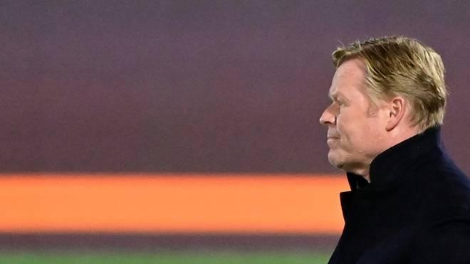 Ronald Koeman für zwei Spiele gesperrt