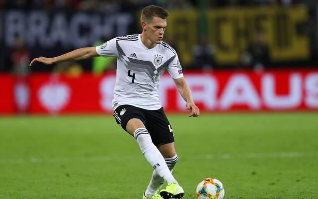 Matthias Ginter muss gegen Nordirland kurz vor der Halbzeitpause verletzungsbedingt ausgewechselt werden