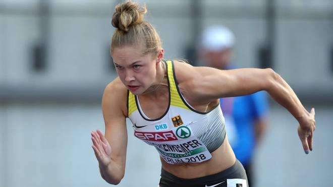 Gina Lueckenkemper spricht sich für Meinungsfreiheit bei den Olympischen Spielen aus