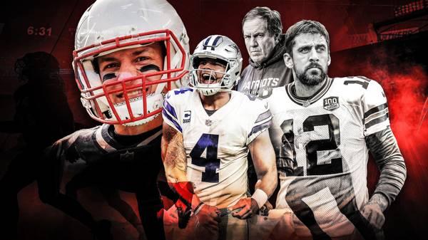 Die NFL-Teams gehen mit unterschiedlichen Gefühlen aus dem Draft