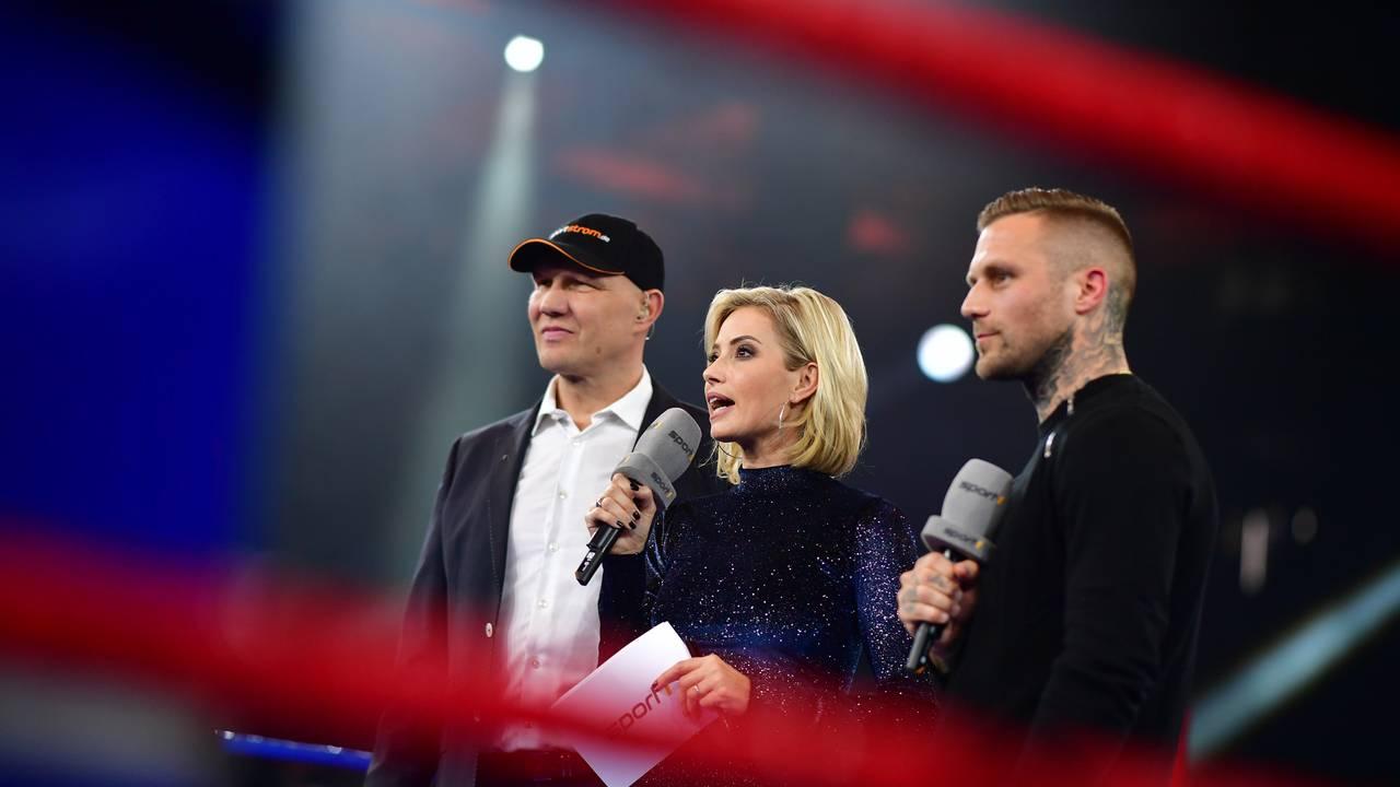 """""""Ring frei!"""" für SPORT1 und Team Sauerland"""