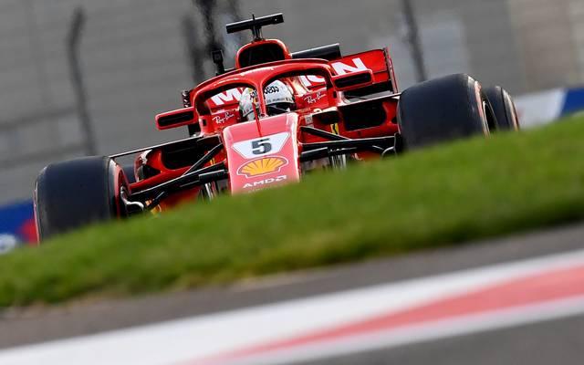 Formel 1: Sebastian Vettel will in Abu Dhabi für einen versöhnlichen Saisonabschluss sorgen