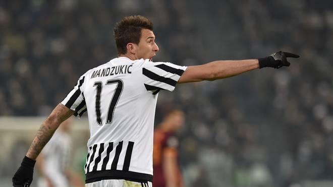 Mario Mandzukic wechselte vom FC Bayern zu Juventus Turin
