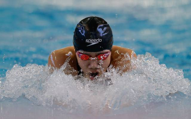 China National Swimming Championships - Day 5