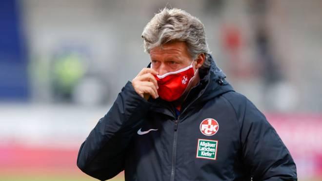 Jeff Saibene ist der neue Trainer des 1. FC Kaiserslautern