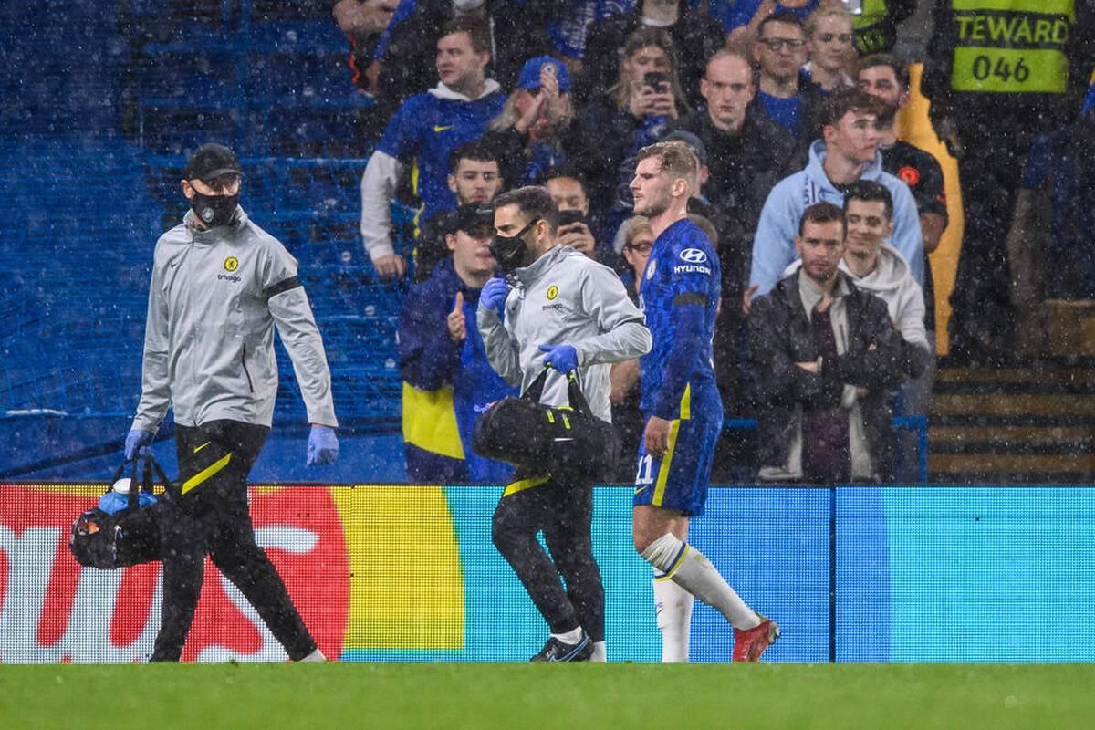 Beim FC Chelsea verletzen sich in der Champions League gegen Malmö in Timo Werner und Romelu Lukaku gleich zwei Starspieler. Coach Thomas Tuchel gibt ein erstes Update.
