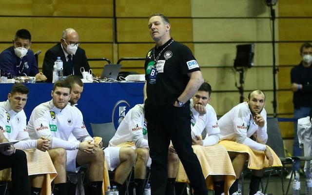 Bundestrainer Gislason erwartet mehr von seinem Team