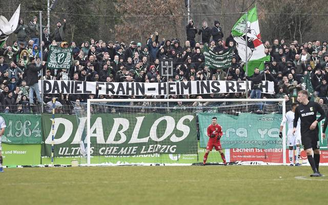Einige Fans sind von Daniel Frahns Rückkehr überhaupt nicht begeistert