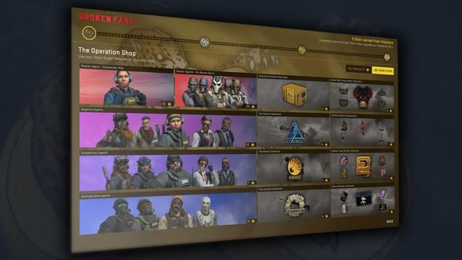 Neue Karten, neue Spielmodi und neue Agenten - Operation Broken Fang ist ein waschechter Gamepass für Counter-Strike
