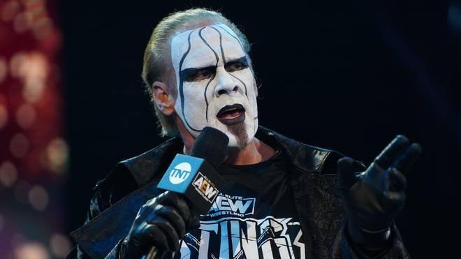Sting will nach seinem Wechsel von WWE zu AEW spezielle Matches bestreiten