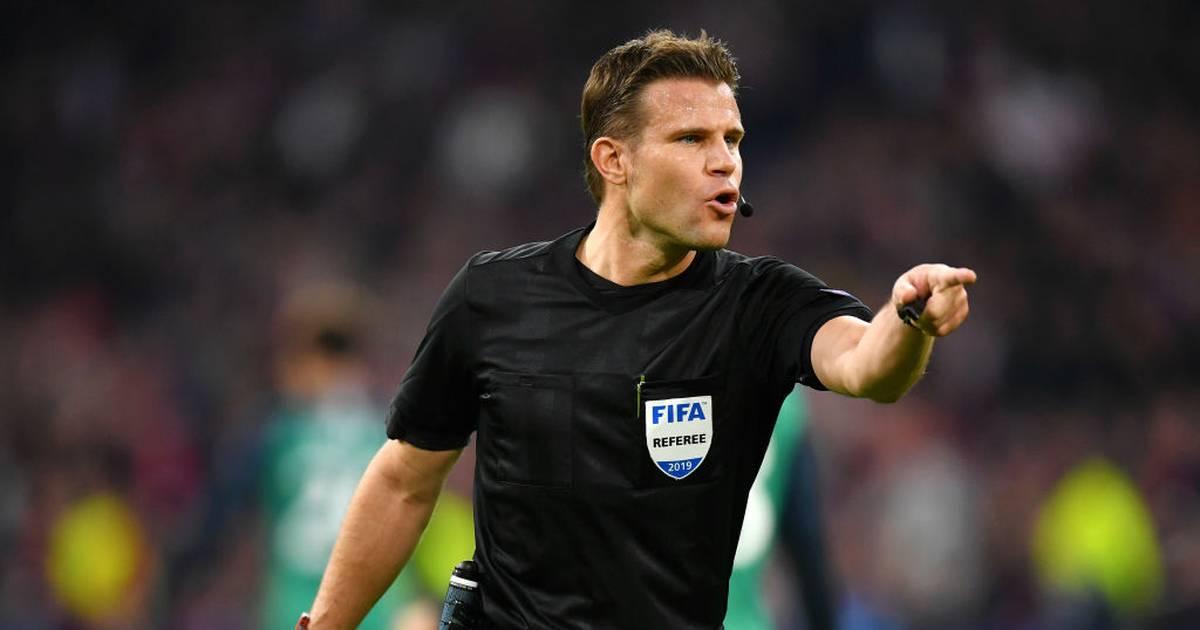 Champions League: Felix Brych stellt neuen Rekord auf