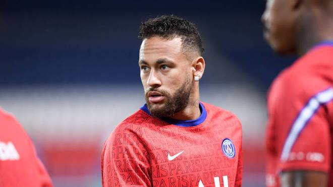 Neymar spielte noch am Mittwoch in der WM-Quali für Brasilien