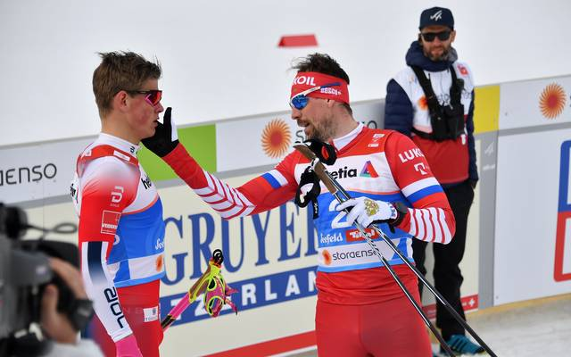 Nordische Ski-WM, Langlauf: Klaebo siegt nach Zoff mit Ustjugov