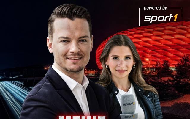 Der SPORT1Bayern-Podcast mit Jana Wosnitza und SPORT1 Chefreporter Florian Plettenberg