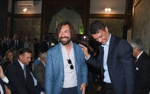 Andrea Pirlo kehrt zu Juventus Turin zurück