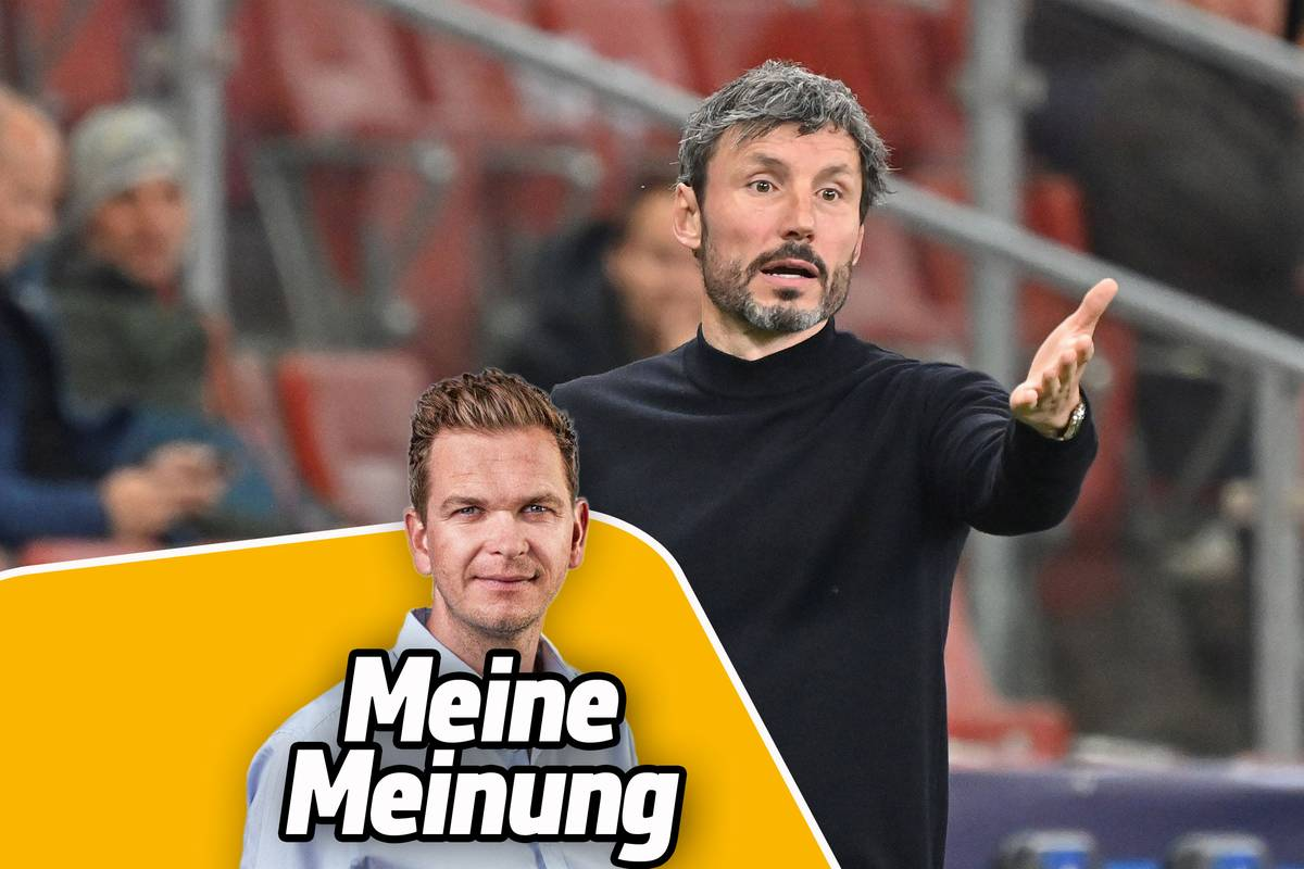 Mark van Bommel ist beim VfL Wolfsburg nach furiosem Saisonstart krachend gescheitert. Tobias Holtkamp über die Gründe für den frühen Fall des Niederländers.
