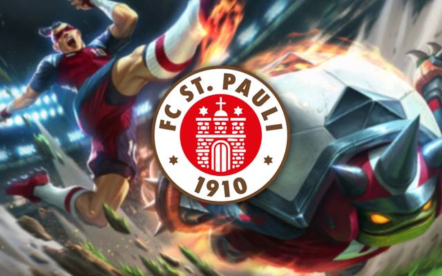 FC St. Pauli steigt in League of Legends ein