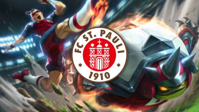 FC St. Pauli steigt in League of Legends ein