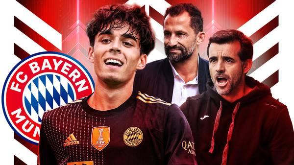 Brazzos Neffe: Wie gut ist Bayern-Talent Lucas Copado?