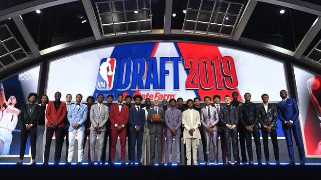 NBA-Draft 2019 mit Zion Williamson