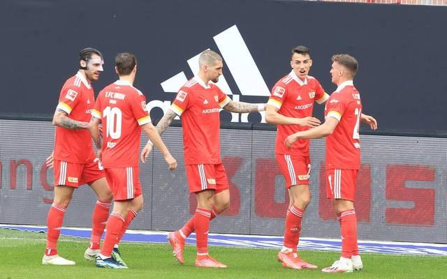 Union Berlin besiegt mit dem VfB Stuttgart einen direkten Verfolger im Kampf um Europa.