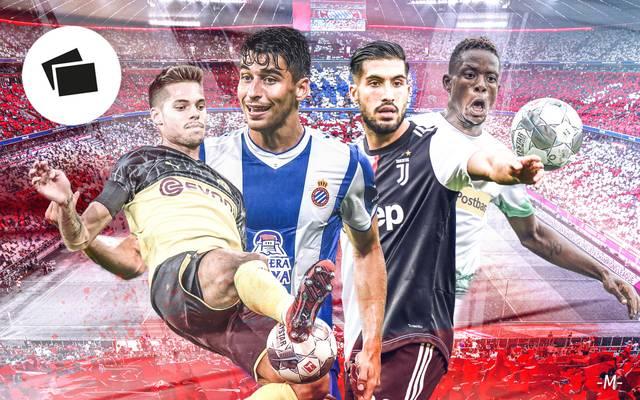 Der FC Bayern sucht einen spielstarken Sechser