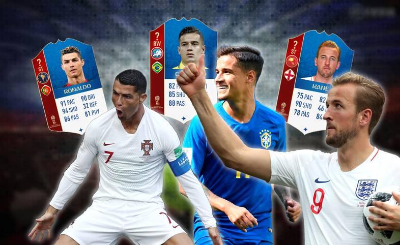 Wer waren die Stars der WM-Vorrunde? FIFA 18 gab den besten Spielern in den Partien ein Werte-Update im WM-Modus. Was brachte Ronaldos Dreierpack gegen Spanien und wo steht Goalgetter Harry Kane? SPORT1 macht den FIFA-Check zur Vorrunde.