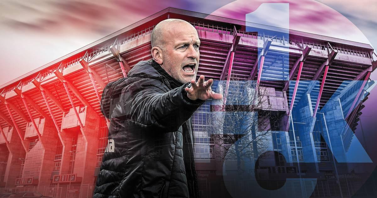 1. FC Kaiserslautern: Antwerpen im ersten Interview als FCK-Trainer bei SPORT1 - SPORT1