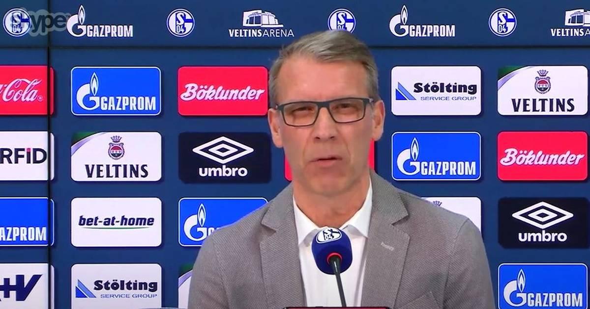 FC Schalke 04: Peter Knäbel erklärt Planung für die 2. Bundesliga - SPORT1