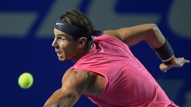 Rafael Nadal hofft, dass die Australian Open ausgetragen werden können